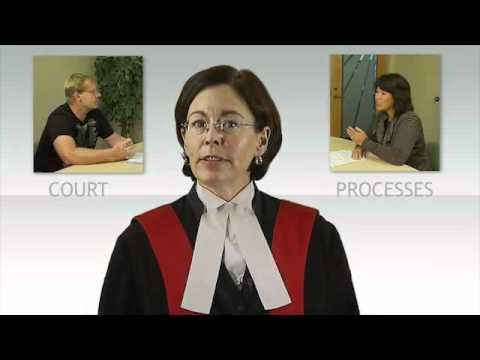 BC Small Claims Court: Court Processes