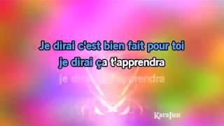Karaoké Laisse Tomber Les Filles France Gall