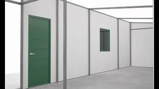 Modular Houses construction - Adrede Art Studio