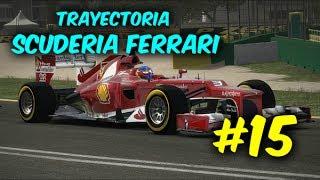 F1 2013 - Trayectoria (Ferrari) - 15º Carrera - Suzuka (1080p)