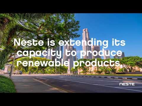 Singapore say hello to more renewables!