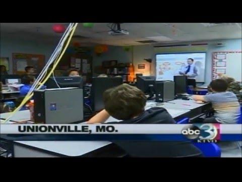 News Story--Putnam County Elementary School Weather Talk  1/13/16