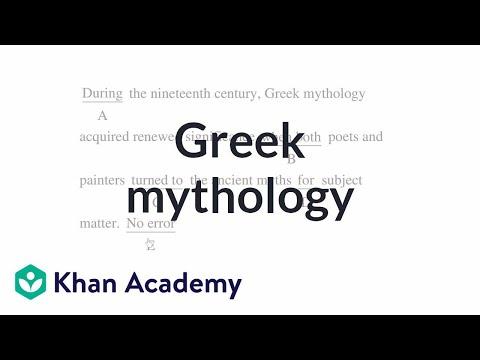 23 Greek mythology