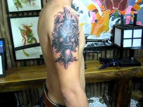 3D Tattoo Cover up, (Xăm mình nghệ thuật) - dt 0943884444, 0904355252