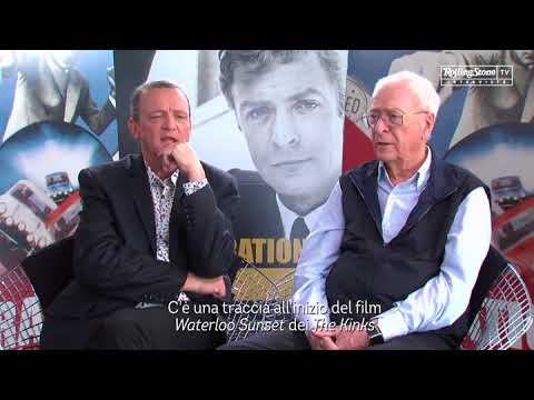 Michael Caine, la Swinging London, i Beatles e i Rolling Stones