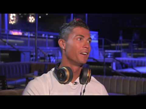 Cristiano Ronaldo Full Interview from Vegas