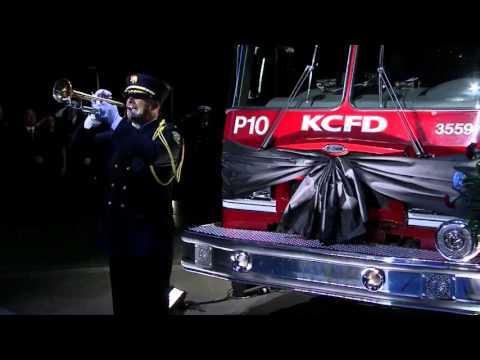 Last Alarm For Fallen Firefighters