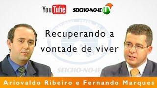 17/06/2015 - SEICHO-NO-IE NA TV - Recuperando a vontade de viver