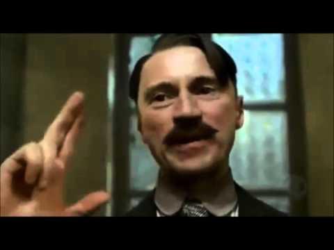 Hitler Rise of Evil first speech