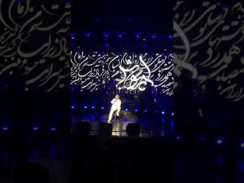 December 25, 2019 Dariush Massage To All Iranian ( Las Vegas Concert 12/2019)