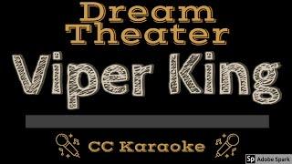 Dream Theater • Viper King (CC) [Karaoke Instrumental Lyrics]