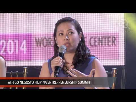 6th Go Negosyo Filipina Entrepreneurship Summit: Filipina Success Forum 3