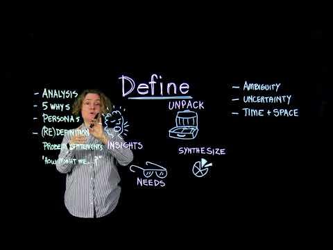 2. Design Thinking: Define