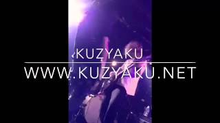KUZYAKU 2nd live show on 9/26/2015 at shinjuku OREBAKO. Song name i...