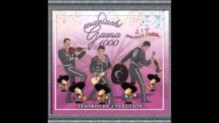 MARIACHI GAMA 1000 - Musica Disco MIX 70&#39s en ingles