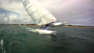 windrush catamaran