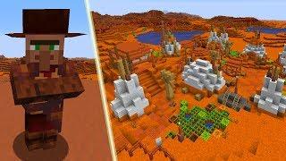 Jak Wyglądałaby Wioska na MESSIE w Minecraft 1.15?!