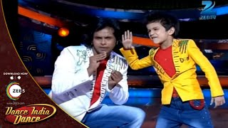 Sachin and Siddhesh Duet Dance Performance - DID L'il Masters Season 3