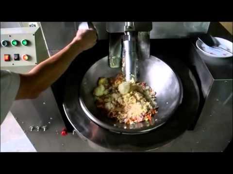 自動炒飯機