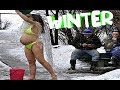 The best fun with girls 2017 December, Funny pictures