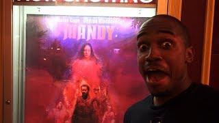 SPOILER FREE: MANDY Movie Review