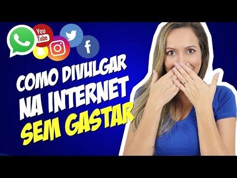 😍 5 FORMAS GRÁTIS de DIVULGAR NA INTERNET [sem Gastar com Anúncios] e ficar conhecido | Luana Franc