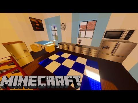 Minecraft: Ev Yapımı | İç Tasarım #11