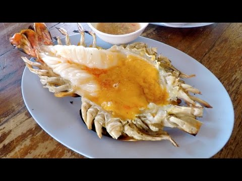 Ayutthaya Trip: Giant River Prawns & Best View in Town! - Thailand Vlog