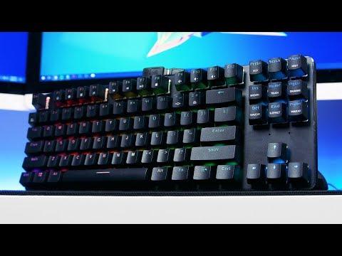 Glorious PC Gaming Race Modular TKL Keyboard Review (4K)