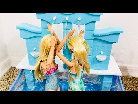 Barbie Ken and Friends Vacation Part 2!!