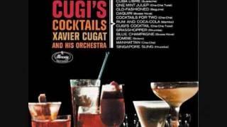 Xavier Cugat & his Orchestra - Daiquiri