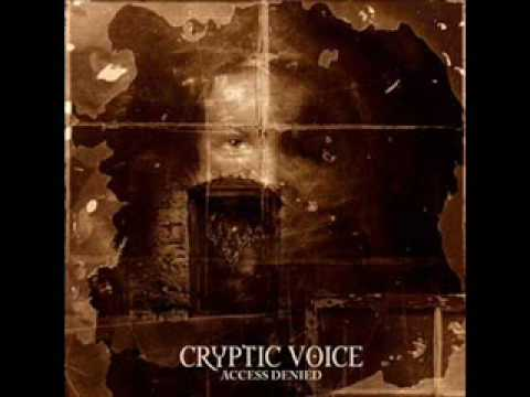 Cryptic Voice - In All Your Eyes