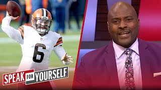 Wiley & Acho disagree on whether Baker has proven he's a franchise QB | NFL | SPEAK FOR YOURSELF