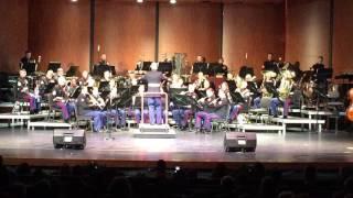 Parris Island Marine Band Performs O