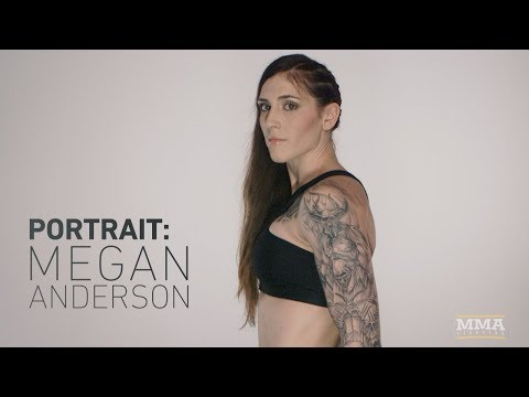 Portrait: Megan Anderson  MMA Fighting