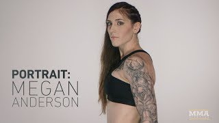 Portrait: <b>Megan Anderson</b> - MMA Fighting