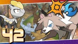 Pokémon Sun and Moon - Episode 42   Vast Poni Canyon!