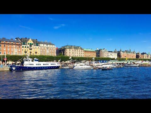 Stockholm Harbour Tour - Sweden