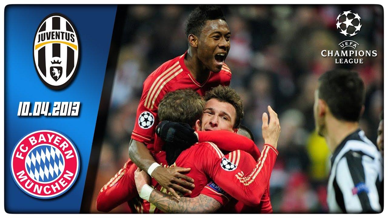 Bayern Juve Rückspiel