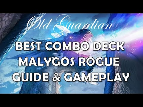 Malygos Rogue Deck Guide And Gameplay (Hearthstone Galakrond's Awakening)