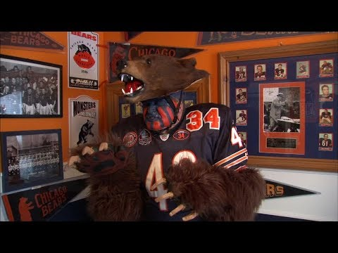 Bearman, Chicago Bears Superfan, Is A Finalist For Ford Hall Of Fans Induction