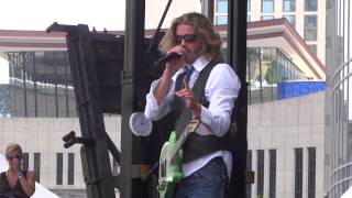 "Bucky Covington ""Drinking Side of Country"" 6-9-13"