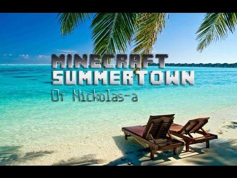Сборка Summertown(полностью готова к игре)+Скачать сборку