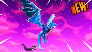 *NEW* FROSTWING GLIDER SKIN IN FORTNITE 😱