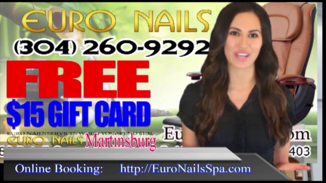 EuroNailsSpa.com Billboard Review Nail Salon Martinsburg (304) 260 ...