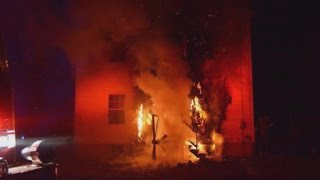16-Year-Old Boy Runs Through Smoke and Flames to Save Sister From House Fire