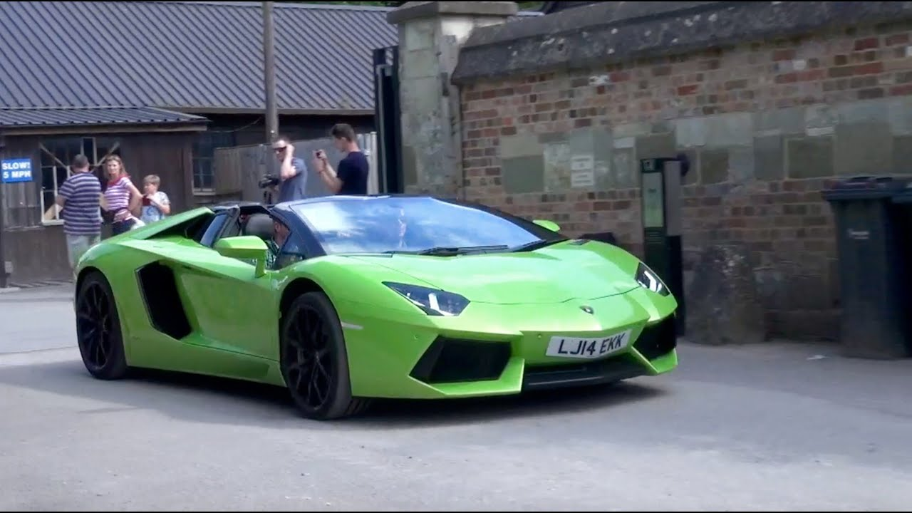 Best Supercar Sounds of Wilton House 2015! - One:1, LaFerrari, Huayra, AMG GT, New C63 + MORE!