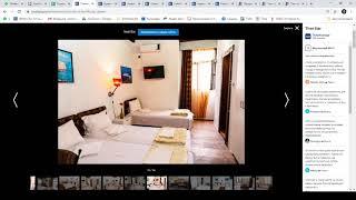 Аналитика эффективности фотографий отелей Черногории на booking com