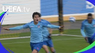 Youth League highlights: Dortmund 3-4 Atlético