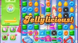 Candy Crush Saga Jelly Level 659